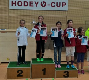 Lucia Hodey Cup